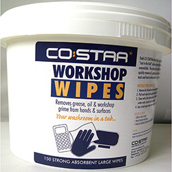 Self Drying Workshop Hand Wipes