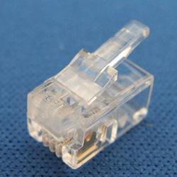 RJ6 4P4C 4 Way Plug