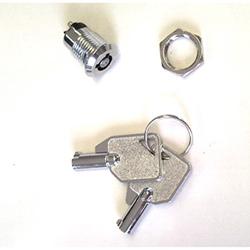 Key Switch Sub-Miniature SPST Security