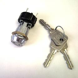 Key Switch  SPDT