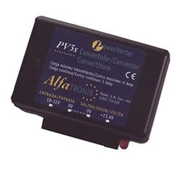 24 VDC-12 VDC 6 amp Voltage Converter PV3S Alfatronix