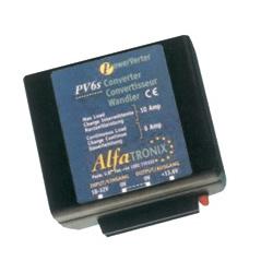24 VDC-12 VDC 10 amp Voltage Converter PV6S Alfatronix