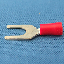6.4mm Fork Terminal - Red