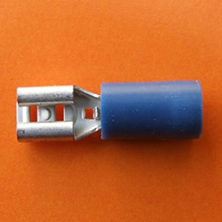 5.0mm Female Terminal - Blue