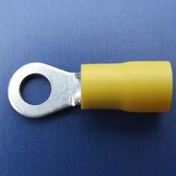 5.3mm Ring Terminal - Yellow
