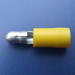 5.0mm Bullet Terminal - Yellow