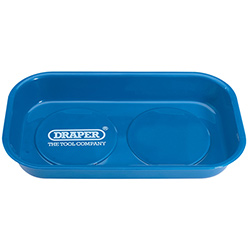 Draper Magnetic Plastic Tray - 230 x 140mm